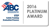 ABC Platinum Award Winner