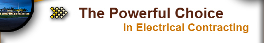 The Powerful Choice in Electrical Contracting
